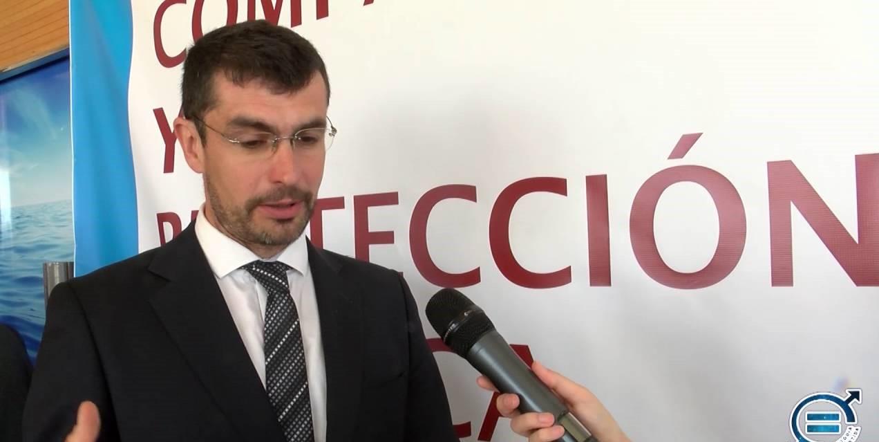 Vortrag, interview Dr. Jorge Guerra González